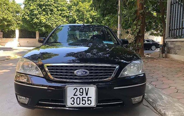 Cần bán xe Ford Mondeo 2.0 AT năm sản xuất 2004, màu đen, 200tr4