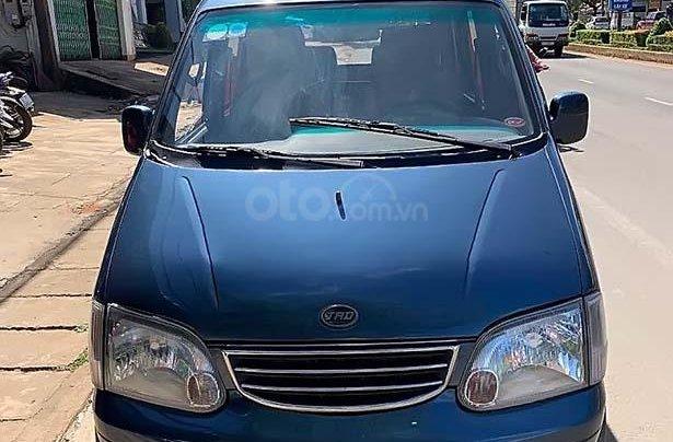 Bán xe JRD Mega 1.1 MT năm 2009, màu xanh lam, giá chỉ 75 triệu0