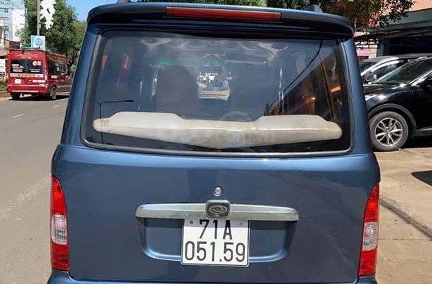Bán xe JRD Mega 1.1 MT năm 2009, màu xanh lam, giá chỉ 75 triệu3