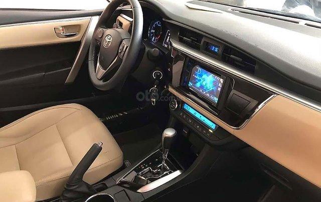 Bán ô tô Toyota Corolla Altis 1.8G AT năm 2017, màu đen như mới2