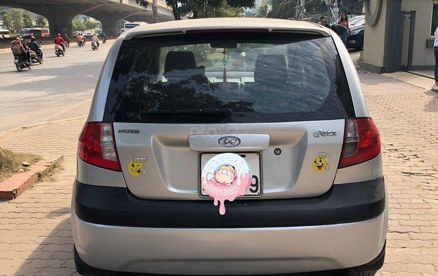 Cấn bán gấp xe Hyundai Getz năm 2010, màu bạc, xe nhập, giá chỉ 185 triệu đồng2