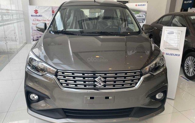 Suzuki Ertiga GLX 2020 - hỗ trợ Bank cao nhanh gọn, nhiều option mới, tháng 2 nhận xe0