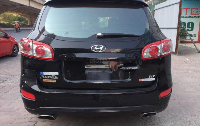 Cần bán Hyundai Santa Fe SLX máy dầu đời mới eVGT đời 2010, xe nhập3