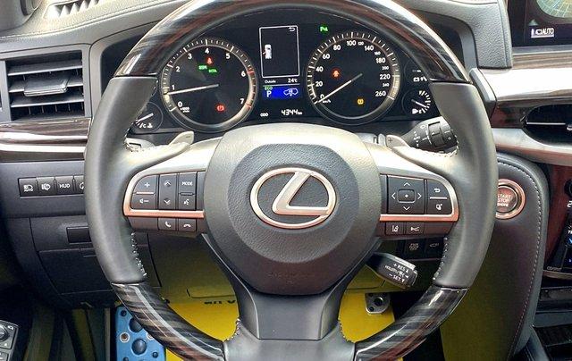 Bán xe Lexus LX 570S Super Sport 2019 siêu lướt, màu trắng, giao toàn quốc, giá tốt, LH 094.539.2468 Ms. Hương7