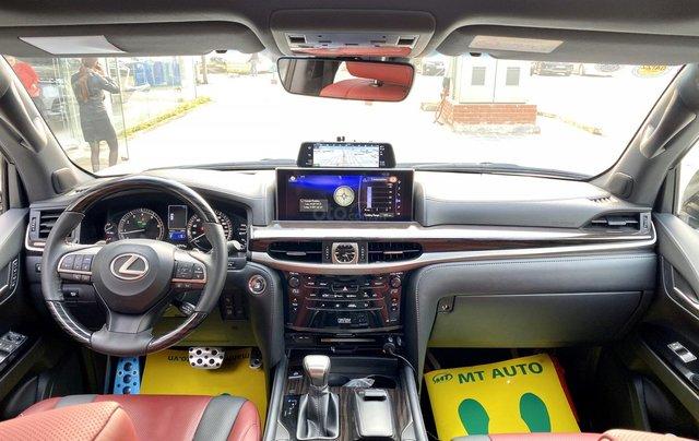 Bán xe Lexus LX 570S Super Sport 2019 siêu lướt, màu trắng, giao toàn quốc, giá tốt, LH 094.539.2468 Ms. Hương17