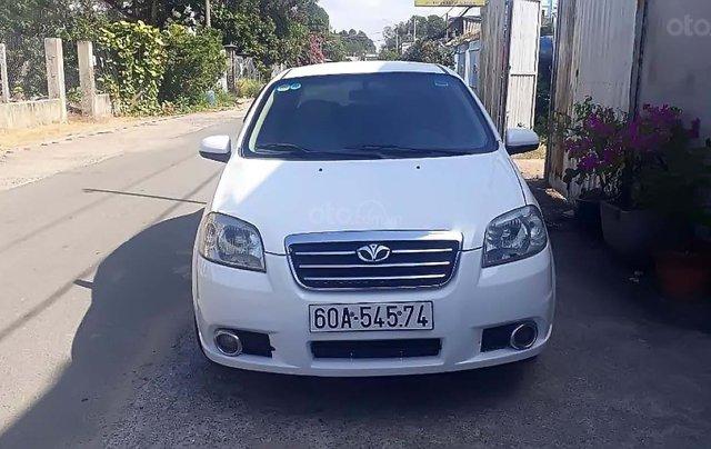 Bán Daewoo Gentra 2010, màu trắng, giá tốt0