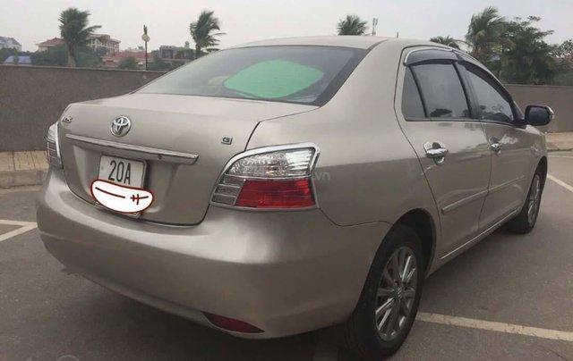 Cần bán Toyota Vios đời 2013, 408tr xe còn mới lắm1