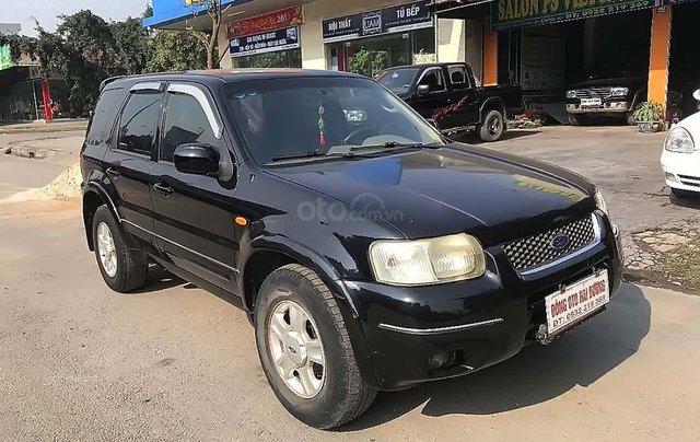 Cần bán gấp Ford Escape đời 2003, còn như mới0