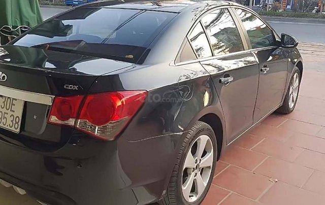 Bán xe Daewoo Lacetti đời 2010, màu đen, nhập khẩu, giá tốt1
