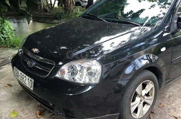 Cần bán xe Daewoo Lacetti sản xuất năm 2008, màu đen, 160tr xe còn mới lắm0