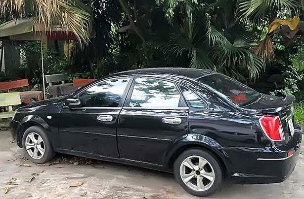 Cần bán xe Daewoo Lacetti sản xuất năm 2008, màu đen, 160tr xe còn mới lắm1