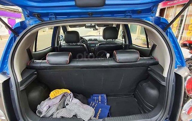 Cần bán Kia Morning SX Sport sản xuất năm 2011, màu xanh lam giá cạnh tranh1