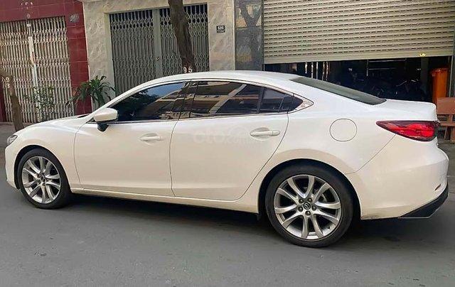 Bán Mazda 6 2.5 năm 2016, màu trắng chính chủ1