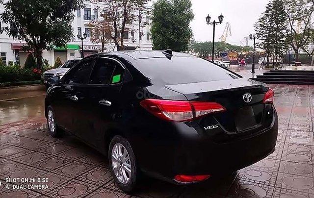 Bán Toyota Vios G AT sản xuất 2019, màu đen số tự động1