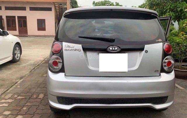 Bán Kia Morning đời 2012, màu bạc xe còn mới nguyên1