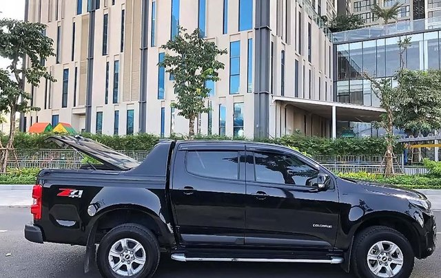 Cần bán lại xe Chevrolet Colorado năm sản xuất 2018, màu đen, xe nhập chính hãng1
