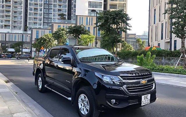 Cần bán lại xe Chevrolet Colorado năm sản xuất 2018, màu đen, xe nhập chính hãng0