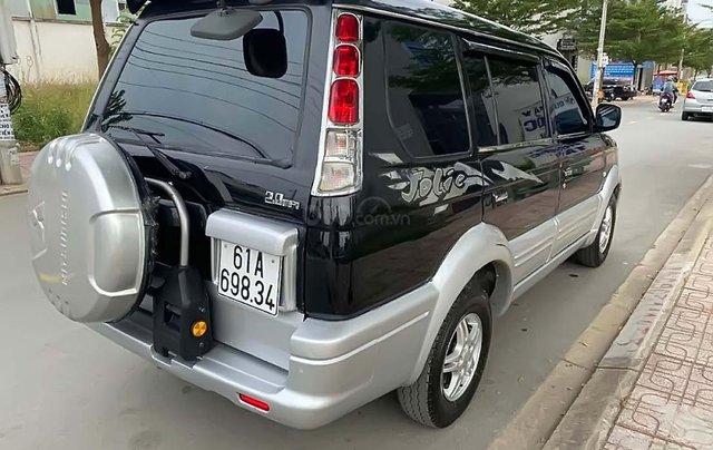 Cần bán gấp Mitsubishi Jolie sản xuất năm 2005, màu đen xe còn mới lắm1