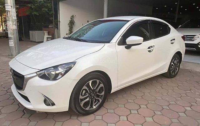 Bán Mazda 2 1.5 AT năm 2018, màu trắng số tự động0