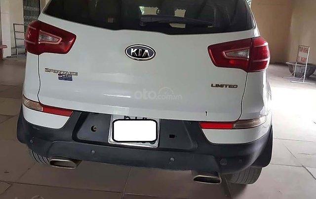 Cần bán gấp Kia Sportage Limited năm 2010, màu trắng, xe nhập số tự động1