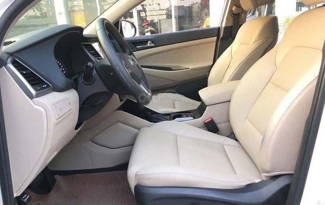 Bán ô tô Hyundai Tucson 2018, màu trắng, giá 775tr4