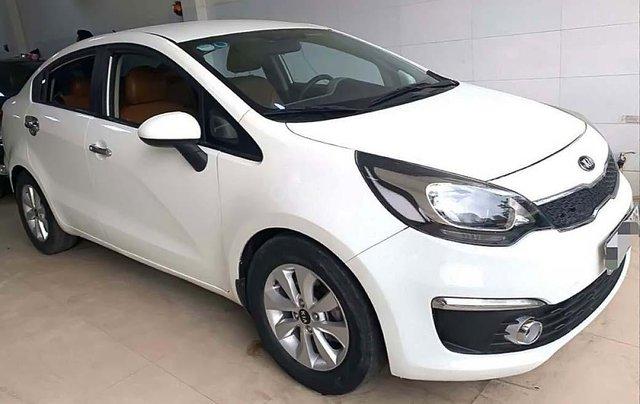 Cần bán Kia Rio đời 2016, màu trắng, nhập khẩu chính hãng0