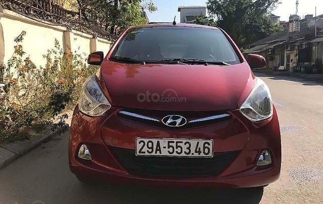 Bán xe Hyundai Grand i10 2012, màu đỏ, nhập khẩu nguyên chiếc chính hãng0
