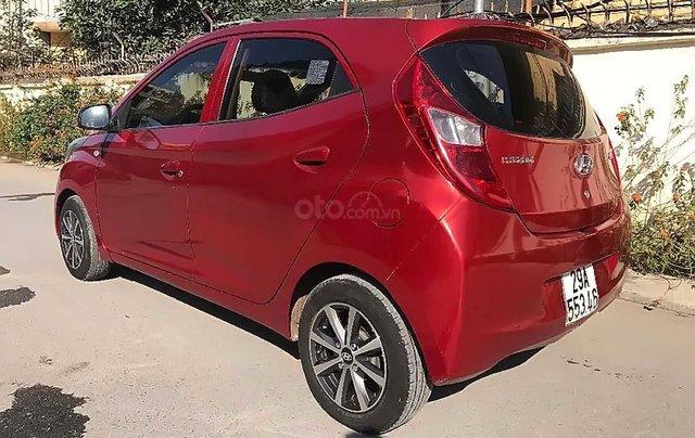 Bán xe Hyundai Grand i10 2012, màu đỏ, nhập khẩu nguyên chiếc chính hãng3