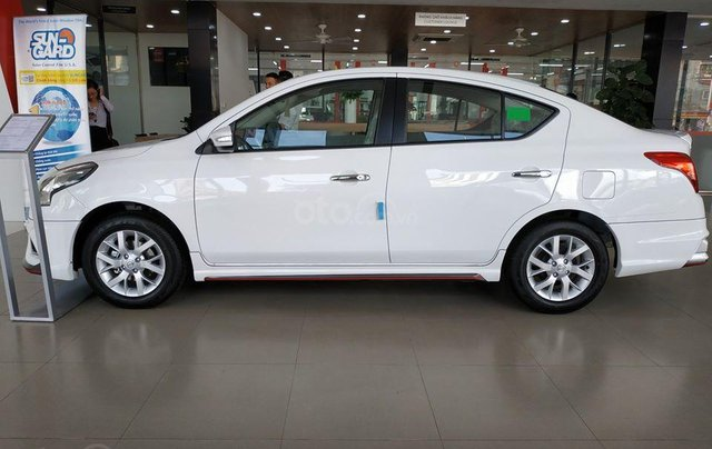 Nissan Sunny 1.5 Xl 2019 giá tốt, sẵn màu, giao ngay, HT trả góp đến 85%, đơn giản, nhanh chóng, httt xử lý nợ xấu6