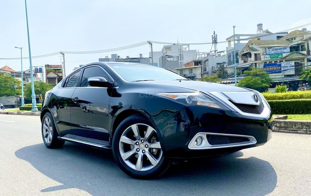 Acura ZDX nhập Mỹ 2011 màu đen hàng full cao cấp, đủ đồ chơi không thiếu0