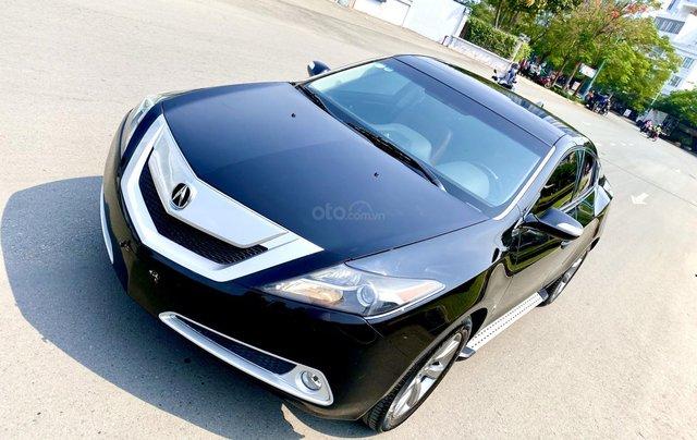 Acura ZDX nhập Mỹ 2011 màu đen hàng full cao cấp, đủ đồ chơi không thiếu4