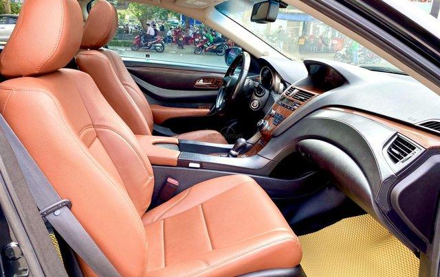 Acura ZDX nhập Mỹ 2011 màu đen hàng full cao cấp, đủ đồ chơi không thiếu5
