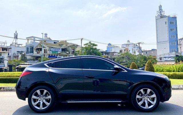Acura ZDX nhập Mỹ 2011 màu đen hàng full cao cấp, đủ đồ chơi không thiếu7