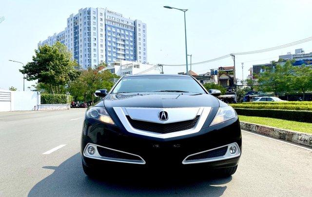 Acura ZDX nhập Mỹ 2011 màu đen hàng full cao cấp, đủ đồ chơi không thiếu9