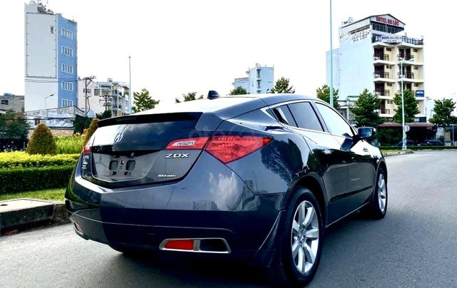 Acura ZDX nhập Mỹ 2011 màu đen hàng full cao cấp, đủ đồ chơi không thiếu10