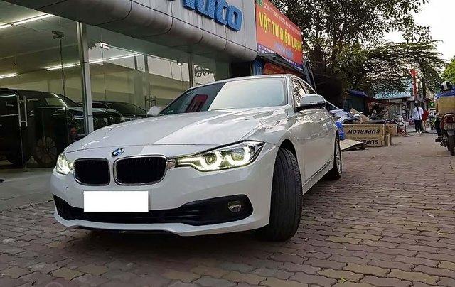 Bán ô tô BMW 3 Series 320i 2015, màu trắng, nhập khẩu nguyên chiếc số tự động0