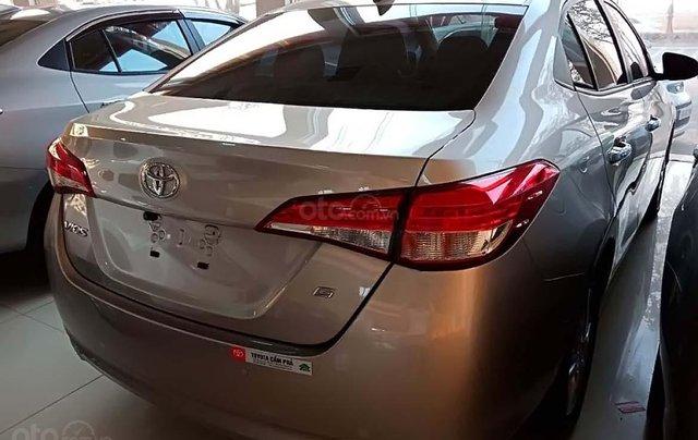 Bán Toyota Vios G 2018, màu vàng1