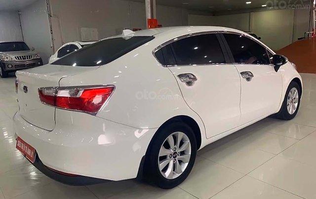 Cần bán lại xe Kia Rio 1.4 MT năm 2016, màu trắng, xe nhập  1