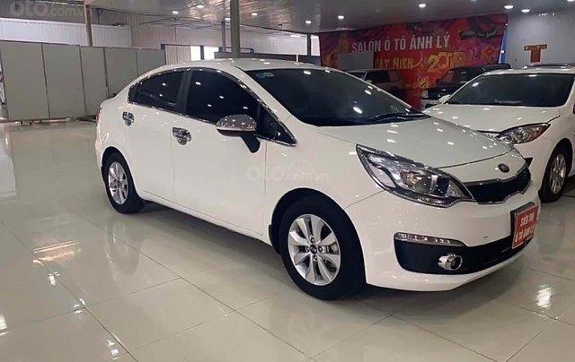 Cần bán lại xe Kia Rio 1.4 MT năm 2016, màu trắng, xe nhập  0