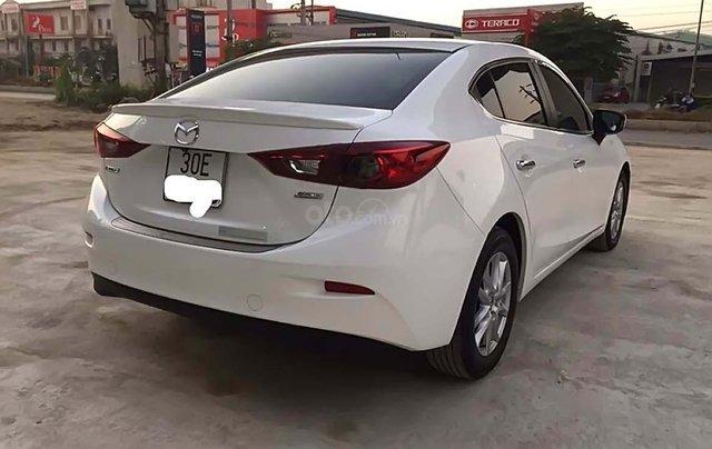 Bán xe Mazda 3 1.5 AT đời 2017, màu trắng1