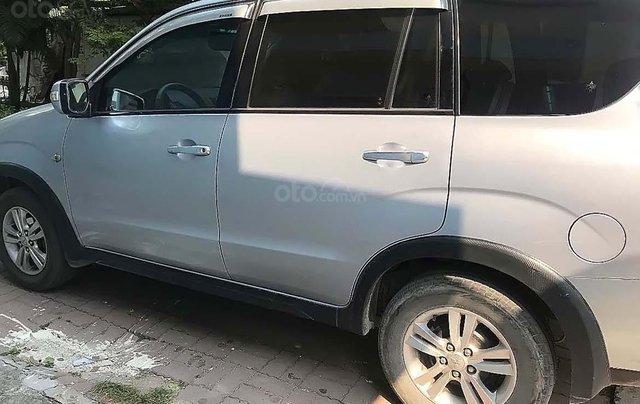 Cần bán lại xe Mitsubishi Zinger GLS 2.4 MT sản xuất năm 2008, màu bạc1