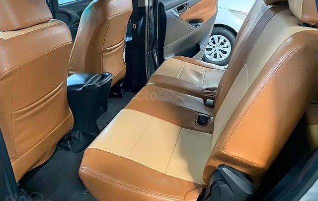 Bán Toyota Innova 2.0E năm 2016, màu bạc số sàn, giá tốt1