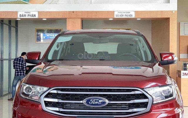 Bán Ford Everest 4x2 AT đời 2019, 1 cầu, nhập khẩu nguyên chiếc - Nhận ngay ưu đãi khủng tiền mặt- lh 0969.016.6926
