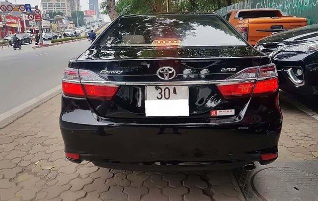 Cần bán gấp Toyota Camry 2.5G 2015, màu đen, giá tốt1