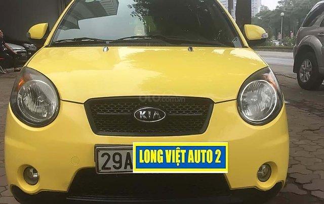Bán xe Kia Morning năm sản xuất 2010, màu vàng, nhập khẩu nguyên chiếc chính hãng0