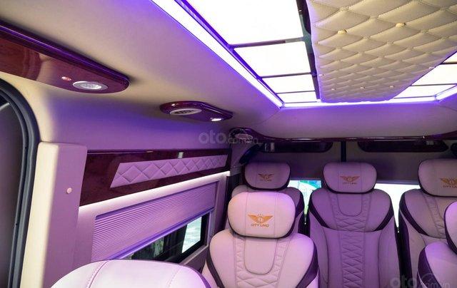 Cần bán Ford Transit Limousine cao cấp đời 2020, màu đen, giá tốt nhất thị trường11