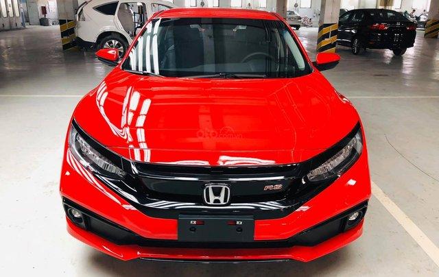 Honda ô tô Hà Nội: Honda Civic RS 2019 giá sales sập sàn, giảm giá lên đến 70tr, giao ngay0