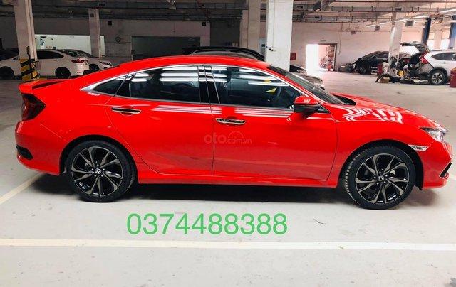Honda ô tô Hà Nội: Honda Civic RS 2019 giá sales sập sàn, giảm giá lên đến 70tr, giao ngay1