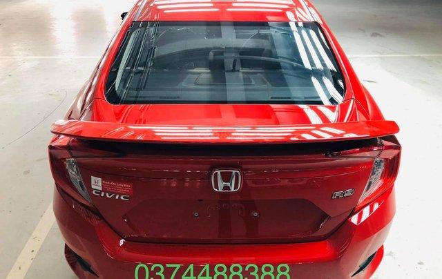 Honda ô tô Hà Nội: Honda Civic RS 2019 giá sales sập sàn, giảm giá lên đến 70tr, giao ngay2