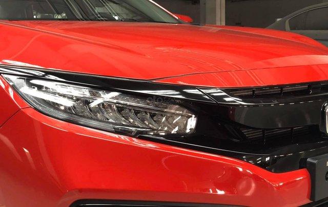 Honda ô tô Hà Nội: Honda Civic RS 2019 giá sales sập sàn, giảm giá lên đến 70tr, giao ngay7
